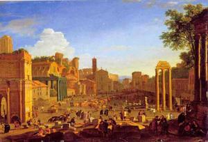 Campo Vaccino (Forum Romanum), Rome