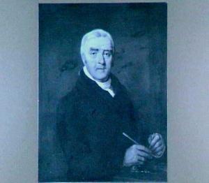 Portret van Nicolaas Cornelis de Fremery (1770-1844), hoogleraar in Utrecht 1795-1840