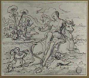 De ontvoering van Europa (Metamorfosen 2:836-875)