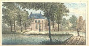 Landschap met huis Loil in Didam