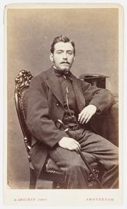 Portret van Jan Kops (1846-1872)