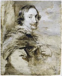 Portret van Lucas van Uffel (?-1637)