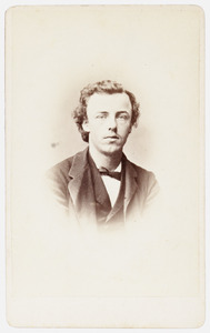 Portret van Willem George Leembruggen (1845- )