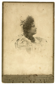 Portret van Alida Johanna Maria Klein (1874-1938)