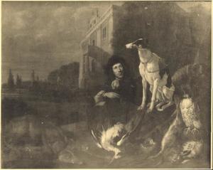 Portret van Willems Jans Verbruggen (1619- )