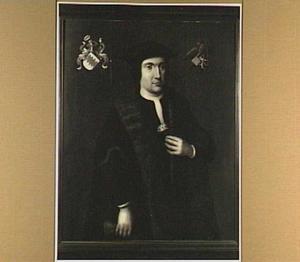 Portret van een lid van de familie Van Foreest