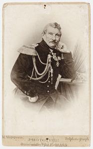 Portret van Jan van Swieten (1807-1888)