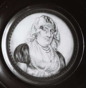 Portret van Catharina Theresia de Vries (1767-1845)