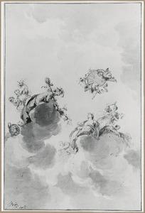 Bacchus en Ceres