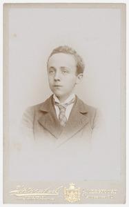 Portret van Wouterus Wilbrink (1879- )