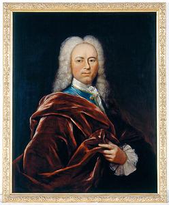 Portret van Lubbert Adolf Torck (1687-1758)