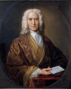 Portret van Archibald Hope (1664-1743)