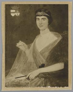 Portret van baronesse Taets van Amerongen tot Renswoude-de Bordes