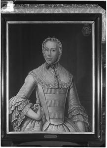 Portret van Ursulina Philippina van Haeften (1734-1793)