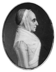Portret van Margaretha Aletta Martens (1742-1819)