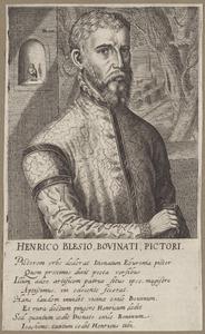 Portret van Herri met de Bles (1510-.... )