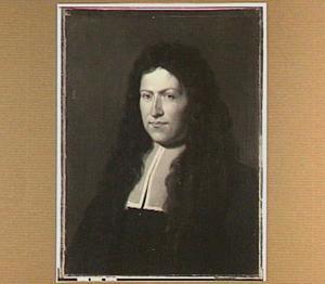 Portret van Johannes Gregorius Graevius (1632-1703), klassiek filoloog