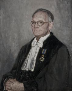 Portret van Nico Jacob Polak (1887-1948)