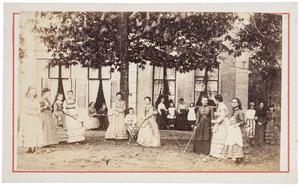 Hill House, meisjeskostschool te Hilversum
