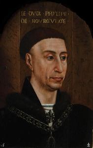 Portret van Philips de Goede (1396-1467), hertog van Bourgondië
