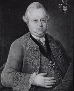 Portret van een man, waarschijnlijk Arent Sloet ( -1786)