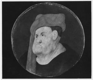 Portret van de hofnar 'Claus'