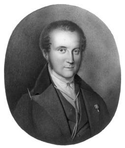 Portret van Hendrik van Slingelandt (1788-1868)