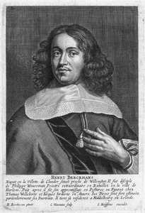 Portret van Hendrick Berckman (1629-1679)