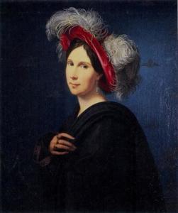 Portret van Wilhelmina van Pruisen (1774-1837), de latere koningin der Nederlanden