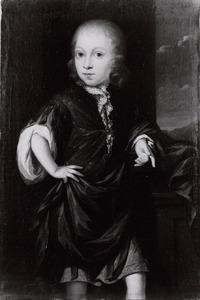 Portret van Johan Ortt (1685-1740)