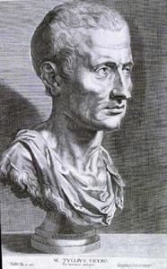 Buste van Cicero