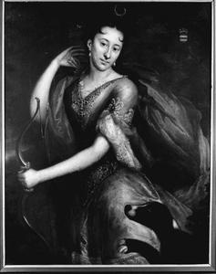 Portret van Maria Adriana Theresia van Wyttenhorst (1672-1738)