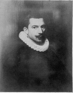 Portret van Jan van Hoeck (1595-1694)