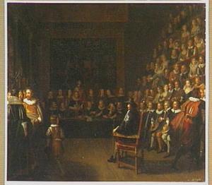 Het proces tegen Karel de Eerste