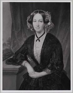Portret van Margaretha Johanna Deutz van Assendelft (1807-1895)