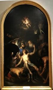 Het martelaarschap van de Hl. Laurentius