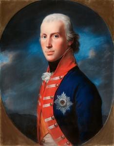 Portrtet van Friedrich Wilhelm III van Pruisen (1770-1840) als kroonprins