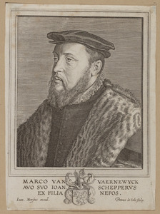 Portret van Marcus van Vaernewyck (1518-1569)