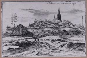 Gezicht op het dorp Sint Anthonis