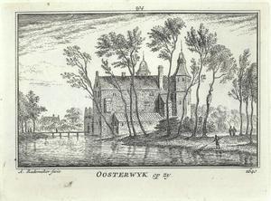 Kasteel Oosterwijk te Oosterwijk