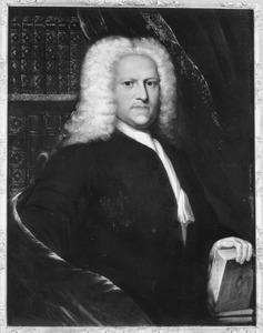 Portret van Joost Schomaker (1685-1767)