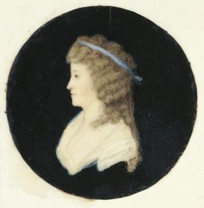 Portret van Quirina Catharina van Sypesteyn ((1760-1816)