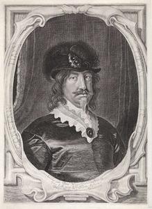 Portret van prins Christiaan (1603-1647) van Denemarken