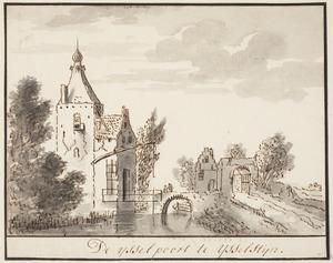 De IJsselpoort in IJsselstein