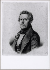 Portret van Cornelis Pieter Jacob Elout (1795-1843)