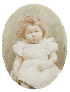 Portret van Leopoldine barones van Hogendorp (1894-1976)