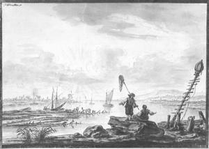 Hollands rivierlandschap