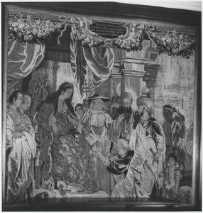 Keizerin Irene van Griekenland stuurt boodschappers naar Karel de Grote