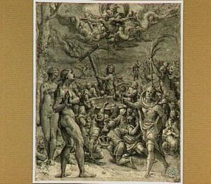 Allegorie op de doop