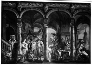 Achilles en het Orakel (?)